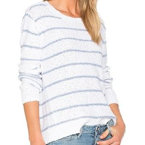 Paige Pearl/Infinity Striped Laureen Sweater